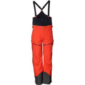 Isbjörn Junior Expedition Hard Shell Pants SunPoppy